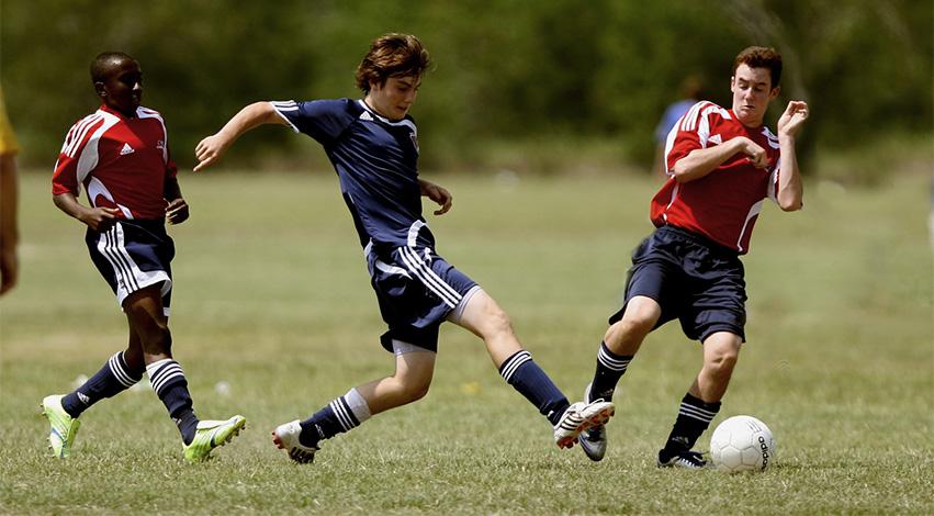 soccer - Top 3 Fußball-Ligen der Welt